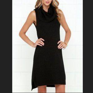 BB Dakota | M. Black Marisa Sweater Dress